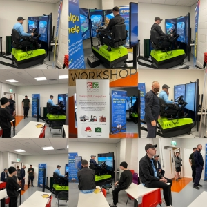 CSCS Learners Use Plant Simulator