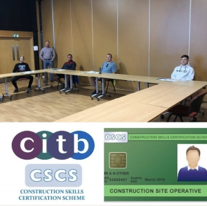 Level 1 Award in Health & Safety (Construction Environment)