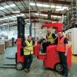 Increase Warehousing Efficiencies with Pivot Steer Truck Training